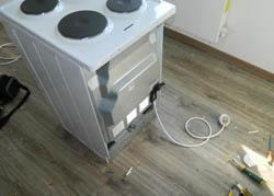 Установка, подключение электроплит город Новосибирск