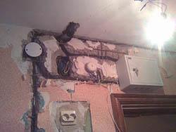 Замена электропроводки в Новосибирске