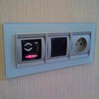 Монтаж, ремонт, замена розеток Новосибирск